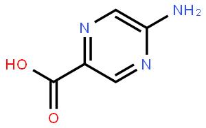 5-氨基-2-吡嗪甲酸