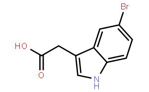5-溴吲哚-3-乙酸(CAS:40432-84-6)