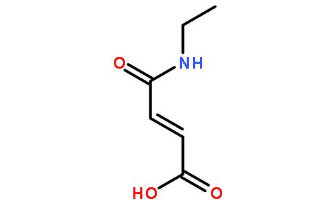 n-乙基马来酸结构式