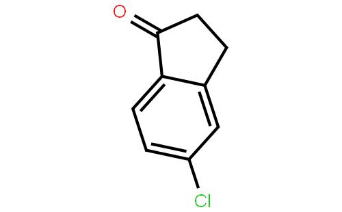 5-氯-1-茚酮结构式