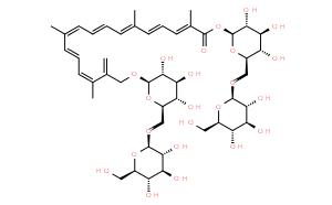 西红花苷(CAS:42553-65-1)