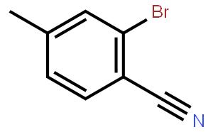 2-溴-4-甲基苯甲腈