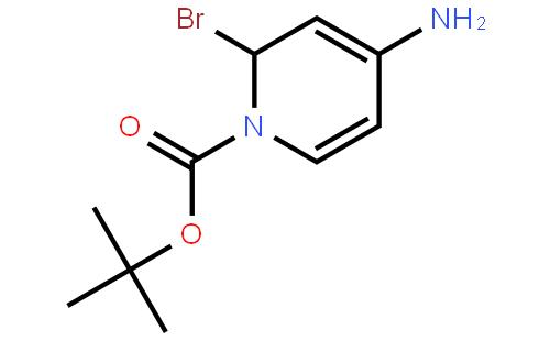 4-叔丁氧羰基氨基-2-溴吡啶
