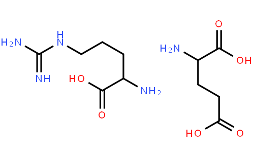 L-精氨酸-L-谷氨酸盐(4320-30-3)