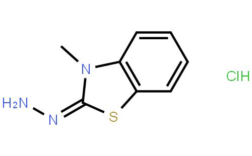 3-甲基-2-苯并噻唑酮腙盐酸盐