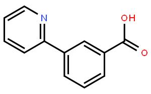 3-Pyridin-2-yl-benzoic acid