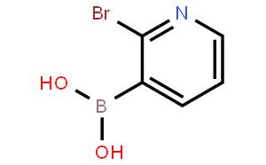 2-溴吡啶-3-硼酸 (含有数量不等的酸酐)