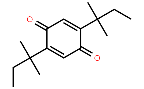 二戊基苯醌(cas:4584-63-8)