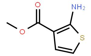 2-氨基噻吩-3-甲酸甲酯