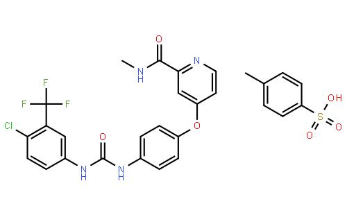 甲苯磺酸索拉非尼(475207-59-1)