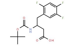 Boc-(R)-3-氨基-4-(2,4,5-三氟苯基)丁酸