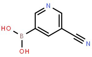 5-氰基吡啶-3-硼酸