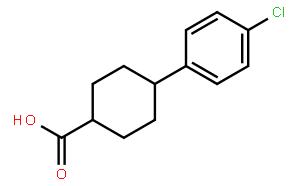 4-(4-氯苯基)环己烷甲酸