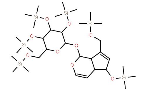 桃叶珊瑚苷