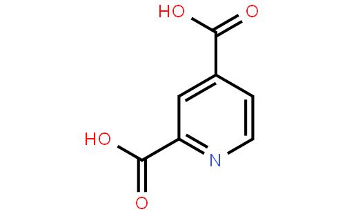 2,4-吡啶二羧酸