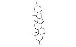 魯斯可皂苷元