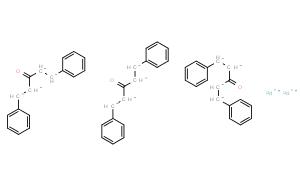 三(二亚苄基茚丙酮)二钯(0)(CAS:51364-51-3)