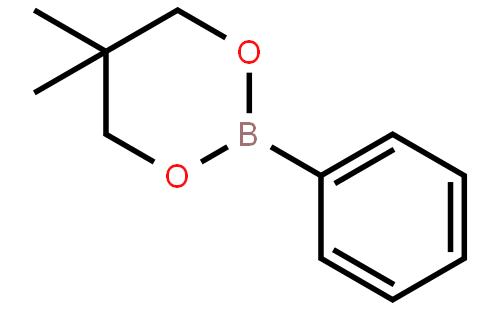 苯硼酸新戊烷乙二醇酯