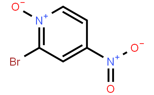 2-溴-4-硝基吡啶氧化物