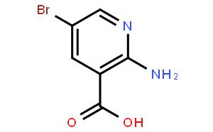 2-氨基-5-溴烟酸