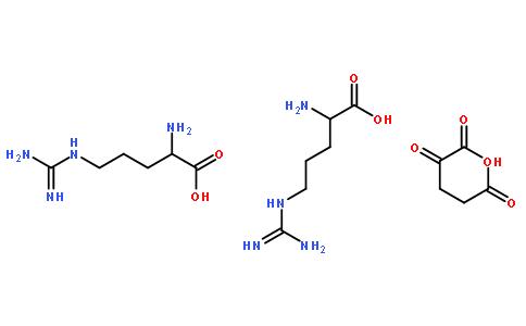 L-精氨酸 α-酮戊二酸盐(2:1)二水合物(5256-76-8)