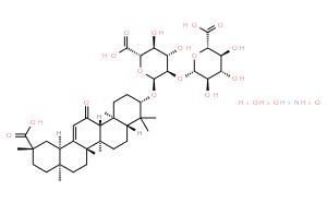 Glycyrrhizic acid ammonium salt