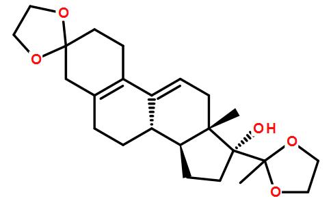 CDB2914中间体结构式