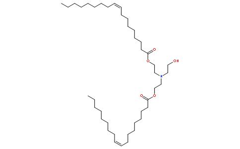 油酸三乙醇胺酯结构式