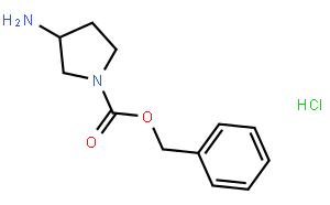 (S)-3-氨基-1-苄氧羰基吡咯烷盐酸盐