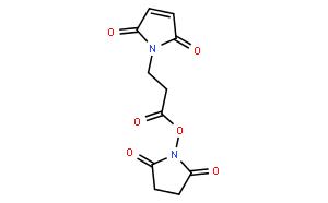 3-马来酰亚胺丙酸N-羟基琥珀酰亚胺酯