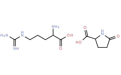 L-精氨酸-L-焦谷氨酸盐(56265-06-6)