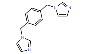 1,4-Bis((1H-imidazol-1-yl)methyl)benzene