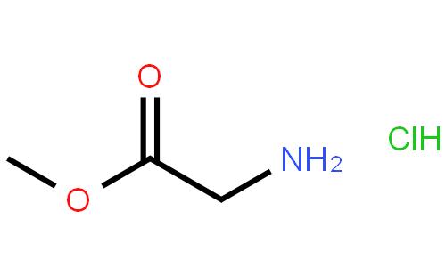 甘氨酸甲酯盐酸盐结构式