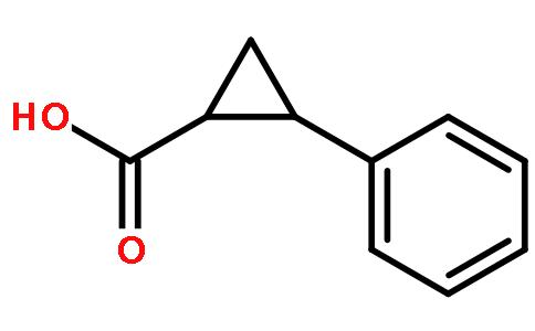 2-苯基环丙烷羧酸