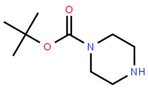 N-Boc-哌嗪