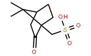 DL-10-樟脑磺酸