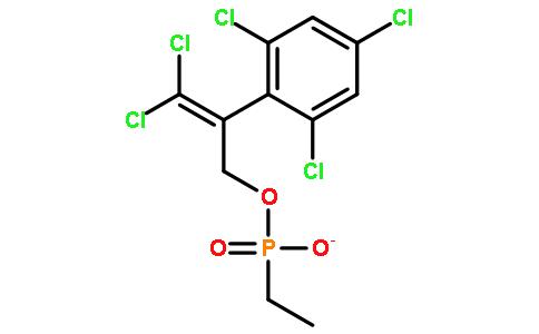 结构式搜索 结构式  查看大图 cas:59149-63-2 分子式:c11h9o3pcl5