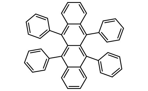 红荧烯, >99.0%(GC)