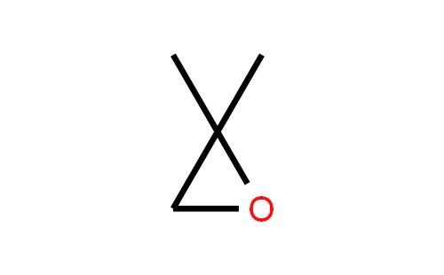 甲基环氧丙烷(cas:558-30-5) 结构式图片