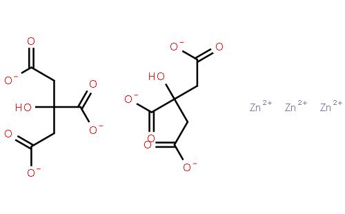 柠檬酸三锌
