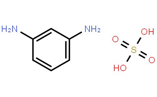 间苯二胺硫酸盐