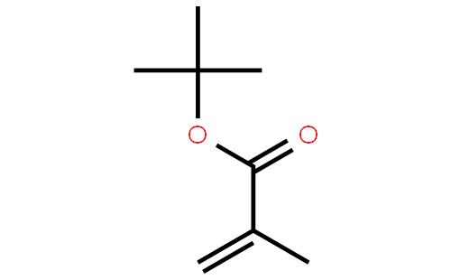 甲基丙烯酸叔丁酯结构式
