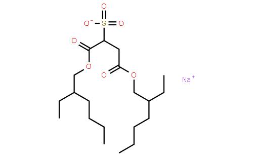 双(2-乙己基)磺基丁二酸钠