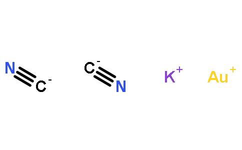 氰化亚金钾