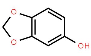3,4-亚甲二氧基苯酚