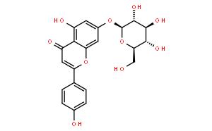 芹菜素-7-O-β-D-吡喃葡萄糖苷