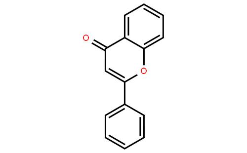 黄酮 结构式