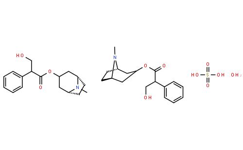 一水硫酸阿托品
