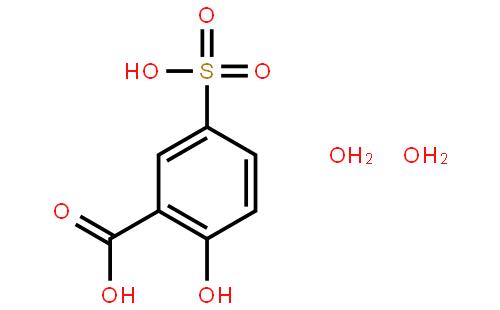 5-磺基水杨酸,二水合物, 电泳专用