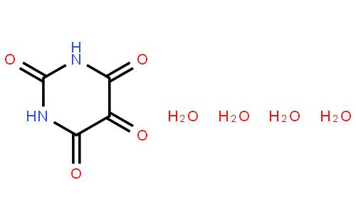 2,4,5,6(1H,3H)-Pyrimidinetetrone,hydrate (1:4)